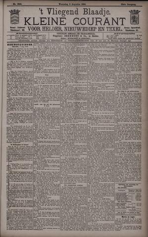 Vliegend blaadje : nieuws- en advertentiebode voor Den Helder 1894-08-08