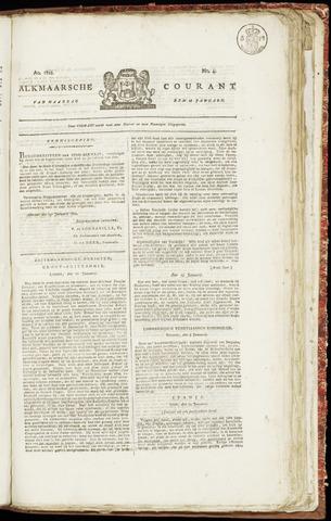 Alkmaarsche Courant 1822-01-28