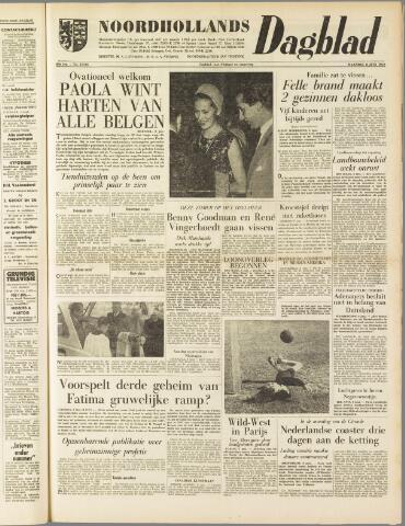 Noordhollands Dagblad : dagblad voor Alkmaar en omgeving 1959-06-08