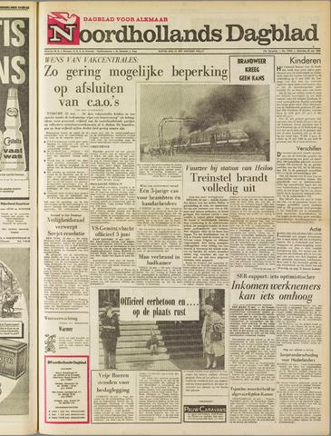 Noordhollands Dagblad : dagblad voor Alkmaar en omgeving 1965-05-22