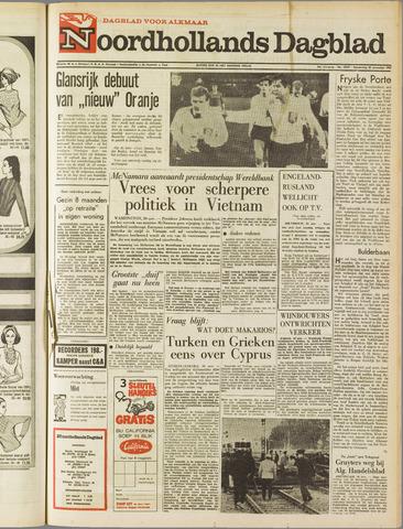 Noordhollands Dagblad : dagblad voor Alkmaar en omgeving 1967-11-30