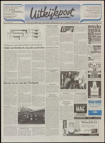 Uitkijkpost : nieuwsblad voor Heiloo e.o. 2001-10-31