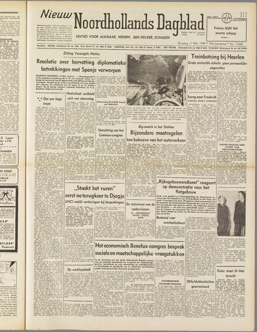 Nieuw Noordhollandsch Dagblad : voor Alkmaar en omgeving 1949-05-17