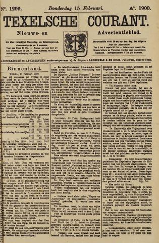 Texelsche Courant 1900-02-15