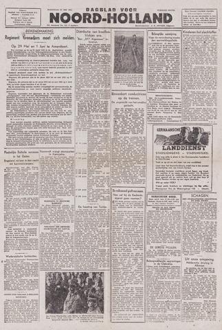 Dagblad Noord-Holland, Schager editie 1943-05-26