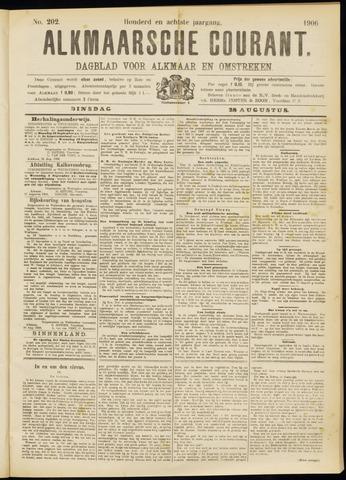 Alkmaarsche Courant 1906-08-28