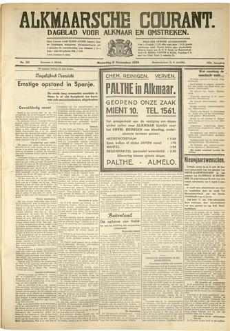Alkmaarsche Courant 1933-12-11