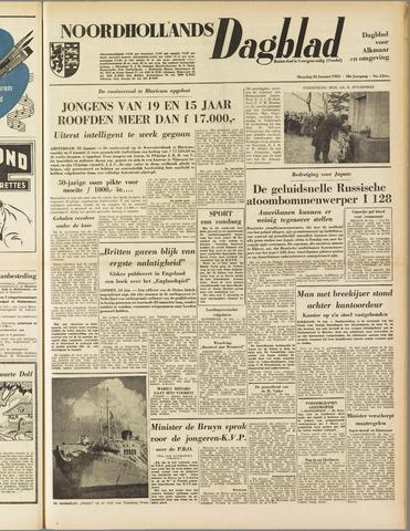 Noordhollands Dagblad : dagblad voor Alkmaar en omgeving 1953-01-26