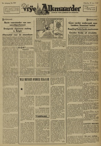 De Vrije Alkmaarder 1947-06-14