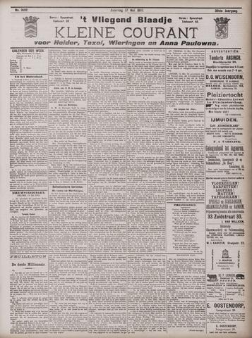 Vliegend blaadje : nieuws- en advertentiebode voor Den Helder 1902-05-17