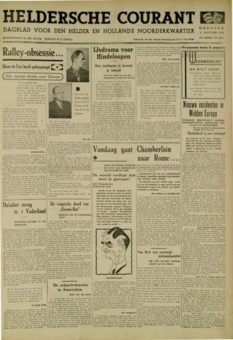 Heldersche Courant 1939-01-09