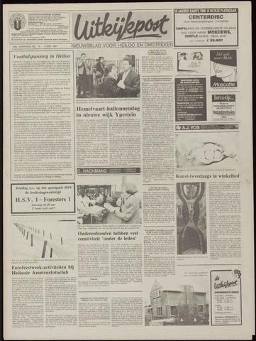 Uitkijkpost : nieuwsblad voor Heiloo e.o. 1991-05-08