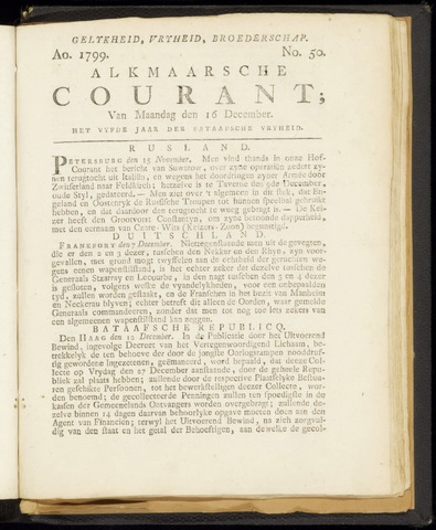 Alkmaarsche Courant 1799-12-16