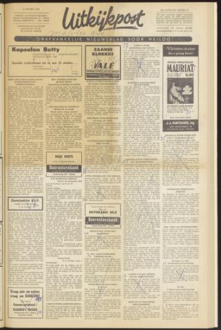 Uitkijkpost : nieuwsblad voor Heiloo e.o. 1969-10-08