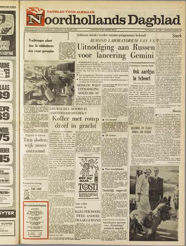 Noordhollands Dagblad : dagblad voor Alkmaar en omgeving 1965-08-26