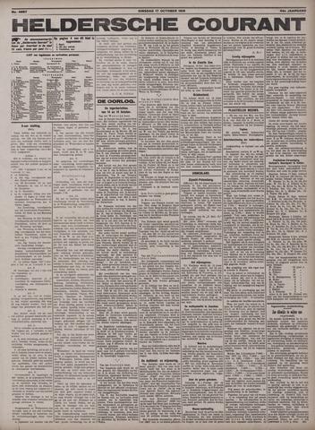 Heldersche Courant 1916-10-17