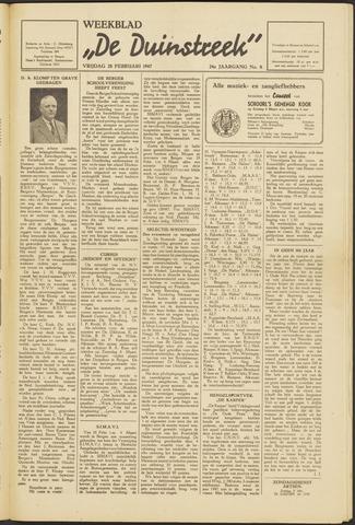 De Duinstreek 1947-02-28