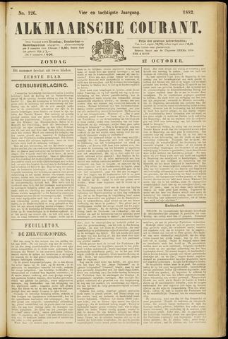 Alkmaarsche Courant 1882-10-22
