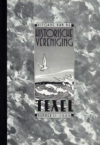 Uitgave Historische Vereniging Texel 1989-07-01