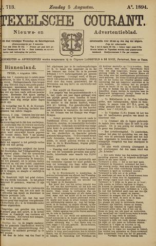 Texelsche Courant 1894-08-05