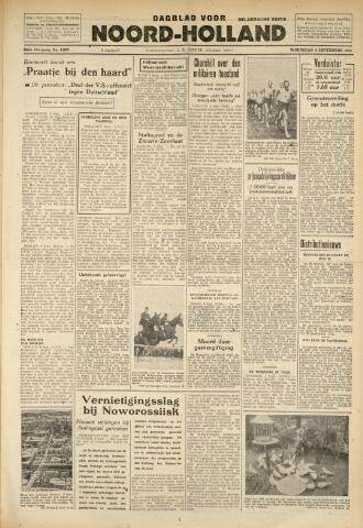 Heldersche Courant 1942-09-09