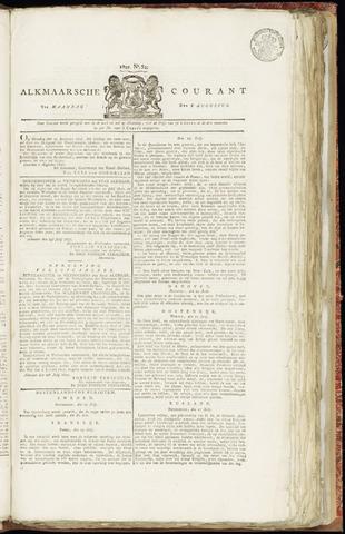 Alkmaarsche Courant 1827-08-06