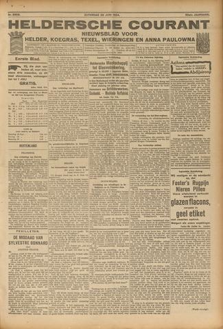 Heldersche Courant 1924-06-28