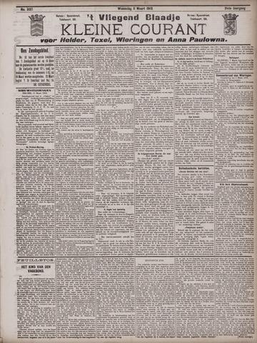 Vliegend blaadje : nieuws- en advertentiebode voor Den Helder 1903-03-11