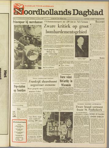 Noordhollands Dagblad : dagblad voor Alkmaar en omgeving 1968-04-03