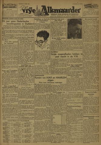 De Vrije Alkmaarder 1946-04-15