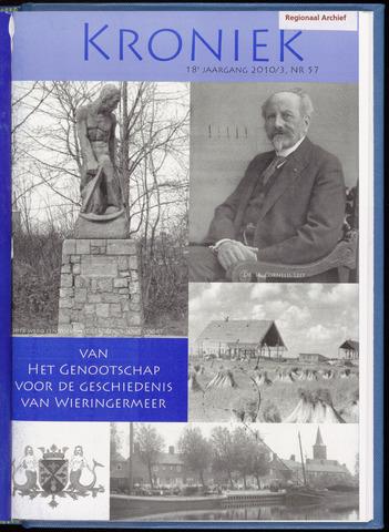 Kroniek Historisch Genootschap Wieringermeer 2010-12-01