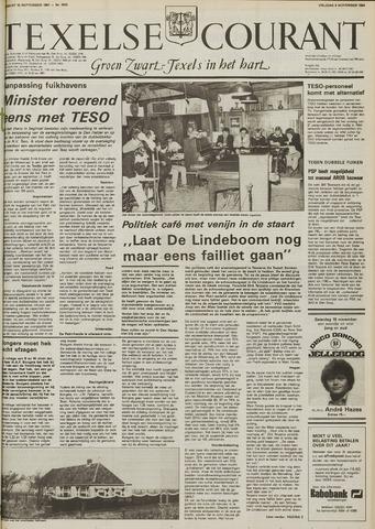 Texelsche Courant 1984-11-09