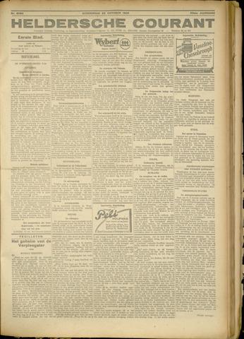 Heldersche Courant 1925-10-22