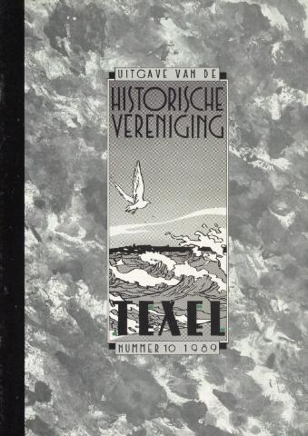 Uitgave Historische Vereniging Texel 1989-04-01