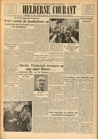 Heldersche Courant 1954-06-09
