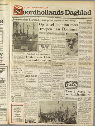 Noordhollands Dagblad : dagblad voor Alkmaar en omgeving 1965-05-03