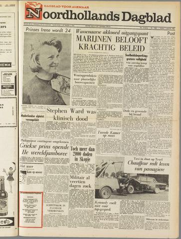 Noordhollands Dagblad : dagblad voor Alkmaar en omgeving 1963-08-02