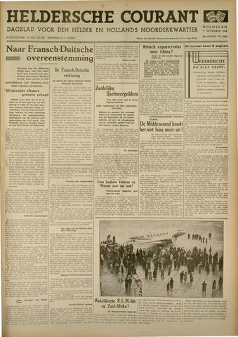 Heldersche Courant 1938-12-07