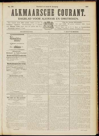 Alkmaarsche Courant 1910-09-07