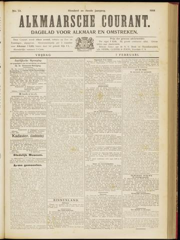 Alkmaarsche Courant 1908-02-07