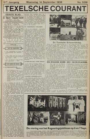 Texelsche Courant 1938-09-14