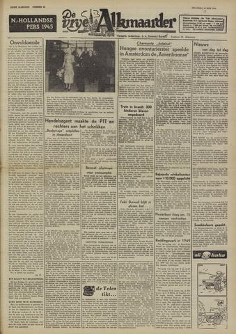 De Vrije Alkmaarder 1950-06-19