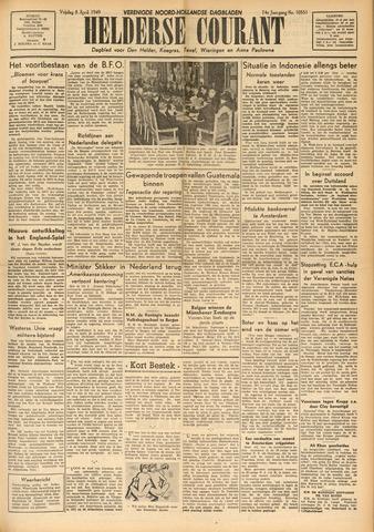 Heldersche Courant 1949-04-08