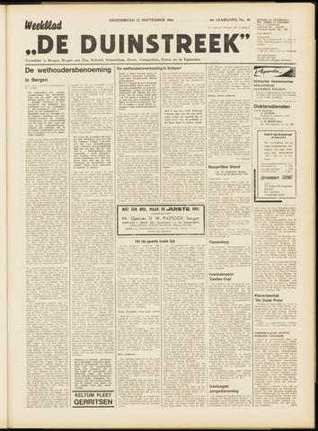 De Duinstreek 1966-09-22