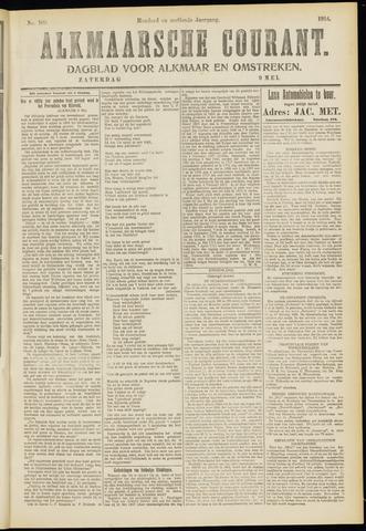Alkmaarsche Courant 1914-05-09