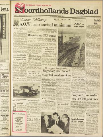 Noordhollands Dagblad : dagblad voor Alkmaar en omgeving 1963-10-17