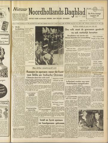 Nieuw Noordhollandsch Dagblad : voor Alkmaar en omgeving 1951-05-04