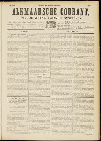Alkmaarsche Courant 1910-08-26