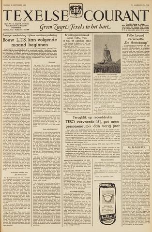 Texelsche Courant 1963-09-20