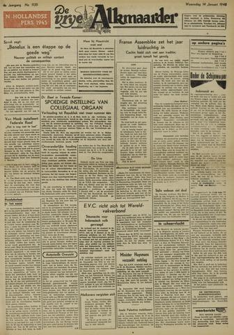 De Vrije Alkmaarder 1948-01-14